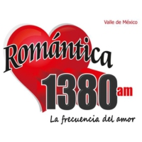 Logo of radio station Romántica 1380