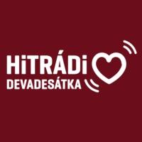 Logo of radio station Hitrádio Devadesátka