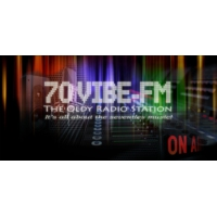 Logo of radio station 70vibe-fm