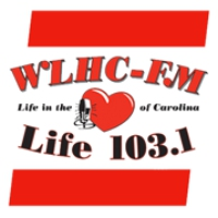 Logo of radio station WLHC Life 103.1