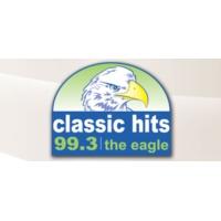Logo of radio station KWIC Classic Hits 99.3
