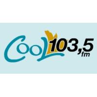 Logo of radio station Cool FM 103.5