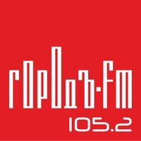Logo of radio station Радио Город FM