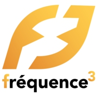 Logo of radio station Fréquence3