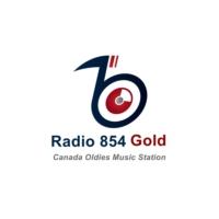 Logo of radio station Radio 854 Gold