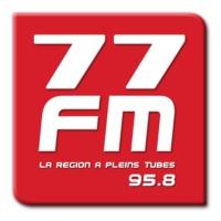 Logo de la radio 77FM