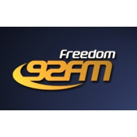 Logo of radio station Freedom 92FM