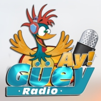 Logo of radio station Ay Güey Radio
