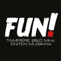 Logo of radio station Fun Tampere