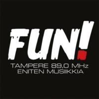 Logo of radio station Fun Tampere