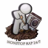 Logo de la radio Nonstop Rap Radio
