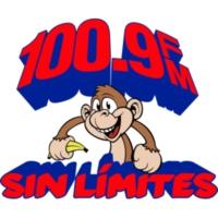 Logo of radio station XHSM-FM Sin Limites 100.9