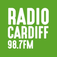 Logo of radio station VCS Radio Cardiff