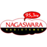 Logo of radio station Nagaswara FM Cirebon 95.3