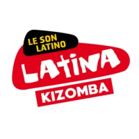 Logo of radio station LATINA KIZOMBA