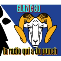 Logo of radio station Glazic80
