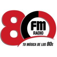 Logo de la radio FM RADIO 80