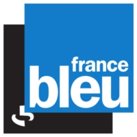 Logo of radio station France Bleu