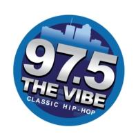 Logo de la radio KSZR 97.5 The Vibe