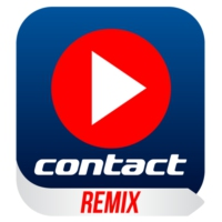 Logo of radio station Contact Remix