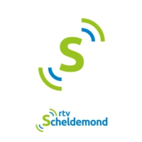 Logo of radio station RTV Scheldemond