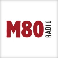 Logo of radio station M80 Radio