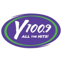 Logo of radio station KSXY Y100.9