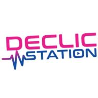 Logo of radio station DECLICSTATION
