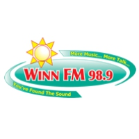 Logo of radio station Winn FM