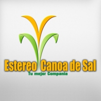 Logo of radio station Estereo Canoa de sal