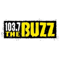 Logo of radio station KABZ 103.7 The Buzz