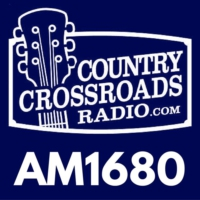 Logo of radio station AM1680 Country Crossroads