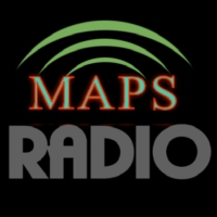 Logo of radio station MAPS Radio