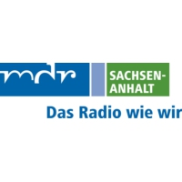 Logo of radio station MDR Sachsen-Anhalt