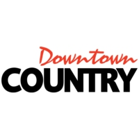 Logo of radio station Downtown Country