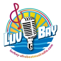 Logo of radio station LuvBay AfroBeat