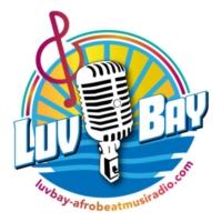Logo of radio station LuvBay AfroBeat