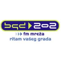 Logo of radio station Radio Beograd 202