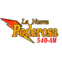 Logo of radio station KDFT 540 AM