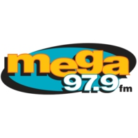 Logo of radio station WSKQ La Mega 97.9