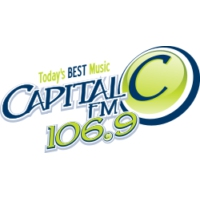 Logo of radio station Capital FM 106.9