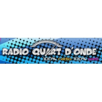 Logo of radio station Radio Quart d'Onde