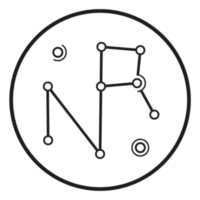 Logo of radio station Nebulah Radio