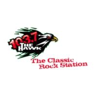 Logo of radio station KPLN Planet 106.7