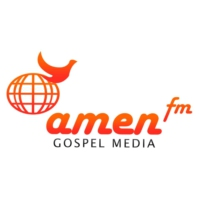 Logo of radio station Amen FM