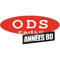 Logo of radio station ODS Années 80