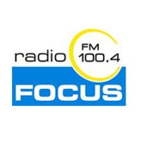 Logo of radio station Radio Focus Salgótarján