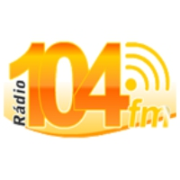 Logo of radio station Verde Vale 104.7 FM