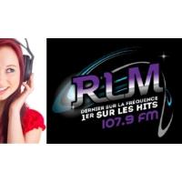 Logo de la radio RLM RADIO 107.9 FM