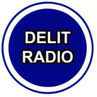 Logo of radio station DELIT RADIO